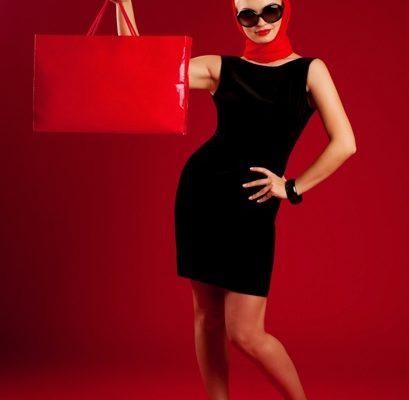 tip voor lange vrouwen-grote tas